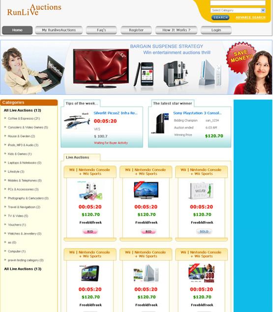 how to make pay per click website