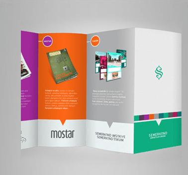 Creative Brochure & Flyers Designing Service Provider